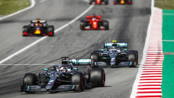 Weerbericht: Kans op regen tijdens Grand Prix van Spanje