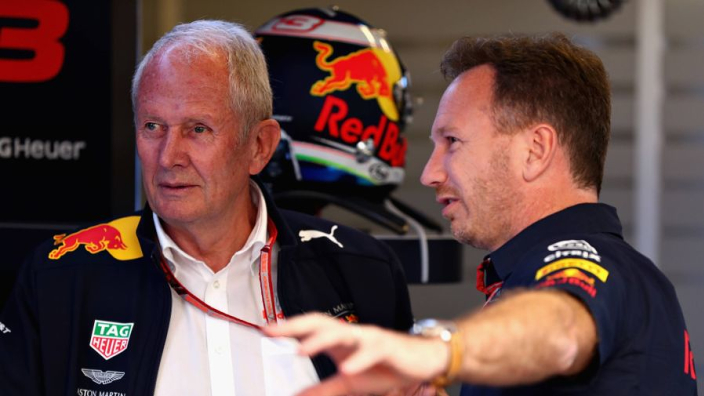 Red Bull confirm rumours of Ferrari approaches