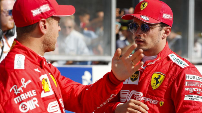 Leclerc: Ferrari expect to struggle after Spa, Monza wins