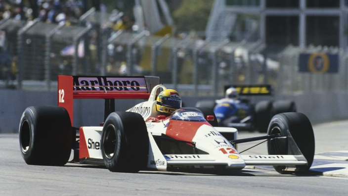 "Norris and Ricciardo to pilot ""iconic"" Senna cars at Goodwood"