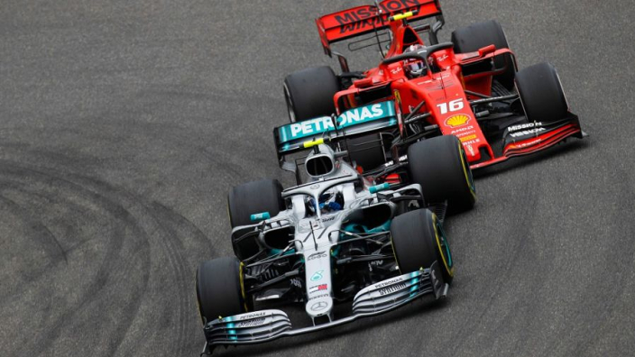 Mercedes' Wolff: Ferrari risks Formula 1 team orders 'can of worms'
