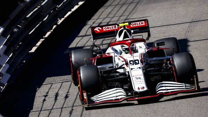 """Giovinazzi hoping end to """"bad luck"""" will start run of success"""