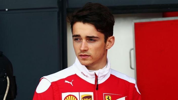 Leclerc confirmed to drive 2018 Ferrari