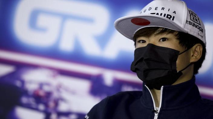 """Tsunoda weet nog niet of hij in Formule 1 blijft: """"Kans is 50 procent"""""""