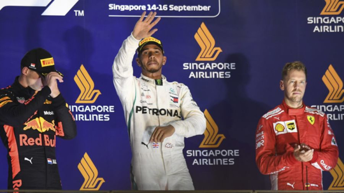Hamilton wants to make title race 'painful' for rivals