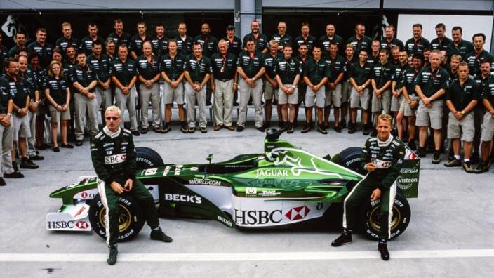 Deze fabrikanten kwamen niet ver in de Formule 1