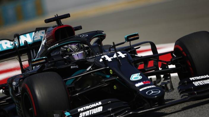 Kwalificatie GP Spanje: Verstappen weet Mercedessen niet te verslaan