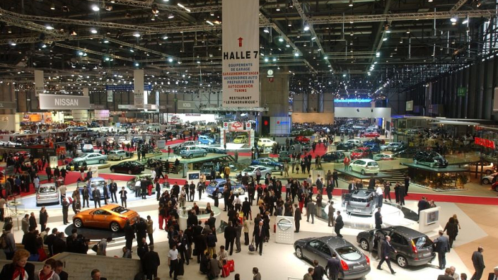 Geneva Motor Show falls victim to the coronavirus