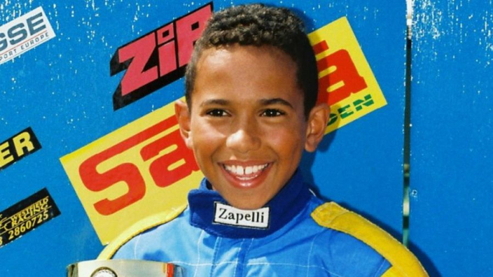 67e34ccee71 20 years ago  McLaren sign confident 13-year-old named Lewis Hamilton