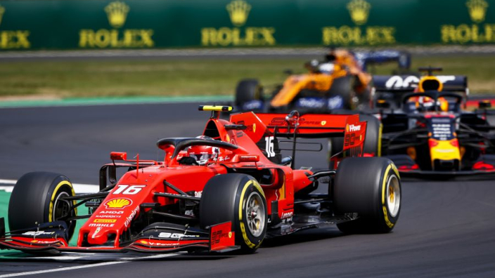 Leclerc over Britse Grand Prix: 'Ik knokte harder dan normaal'