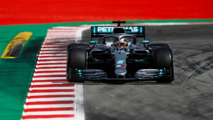 """Hamilton weer achter Bottas: """"Heb het gewoon niet goed genoeg gedaan"""""""