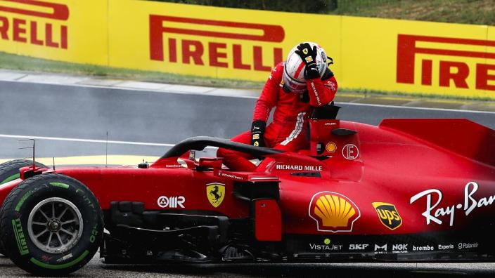 "Ferrari deride Stroll for ""stupid accident"""