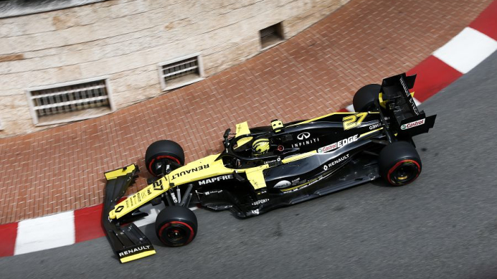 Renault hoping 'all problems' sorted by French GP