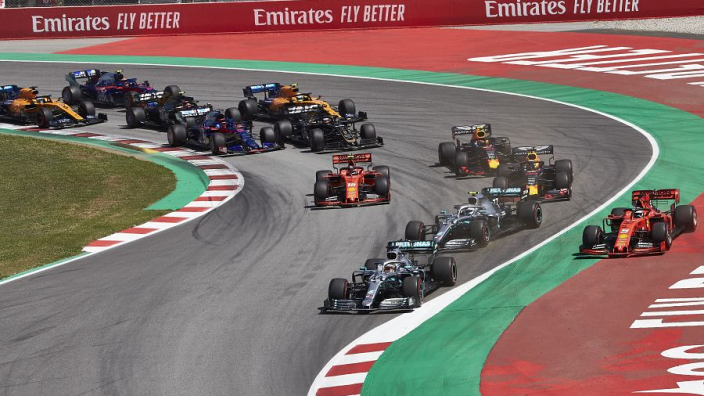 F1 European calendar now set for early June release