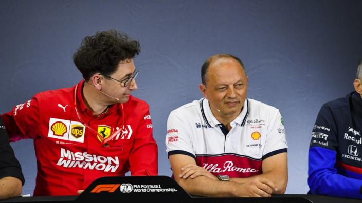Alfa Romeo sprak met andere coureurs voor besluit om huidige line-up te houden