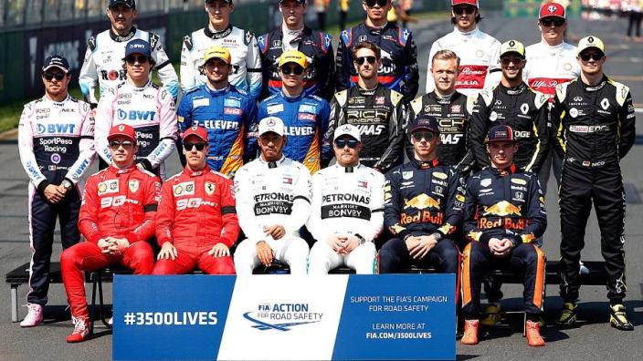 Les pilotes de F1 seront à Paris ce jeudi pour discuter du règlement 2021