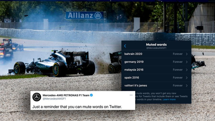 De vijf races die Mercedes maar al te graag wil vergeten