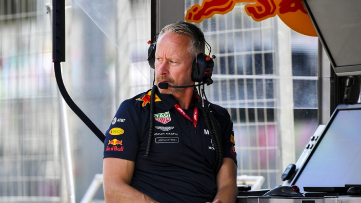 Red Bull sporting director becomes latest F1 casualty of Covid-19