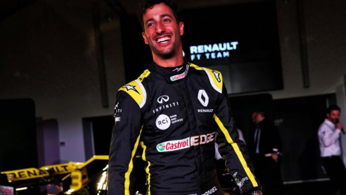 Daniel Ricciardo: 'Publiek zal hoge verwachtingen hebben, moeten realistisch blijven'