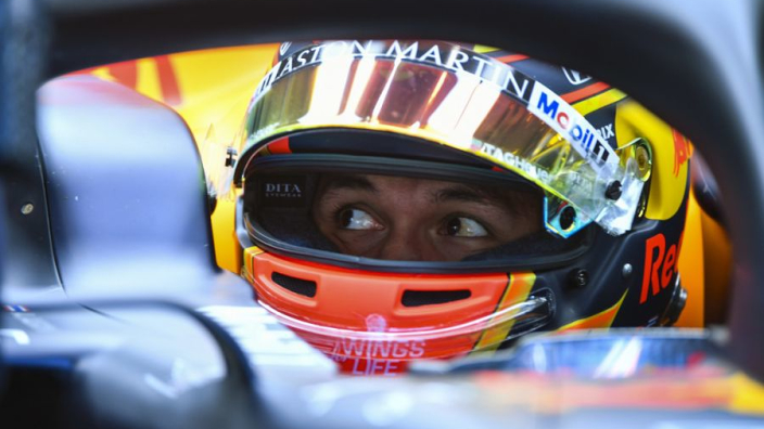 Albon reveals turning point in Red Bull debut