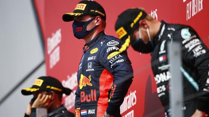 """Rosberg: """"Toen Verstappen dat over de boordradio zei, was ik kritisch"""""""
