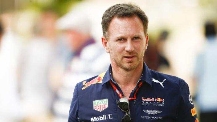 Horner denies rumours of Red Bull engine issues