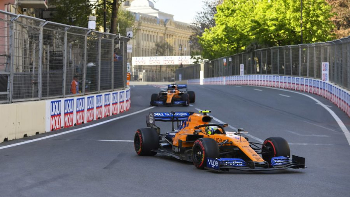 "McLaren ""never at risk"" of not being on the Formula 1 grid"