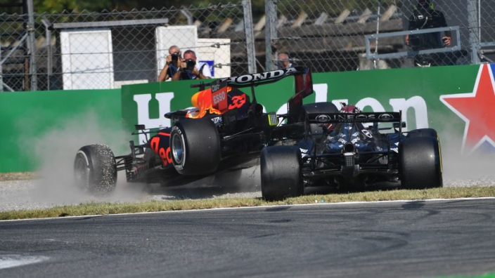 Why Hamilton and Verstappen crash penalties can't be compared