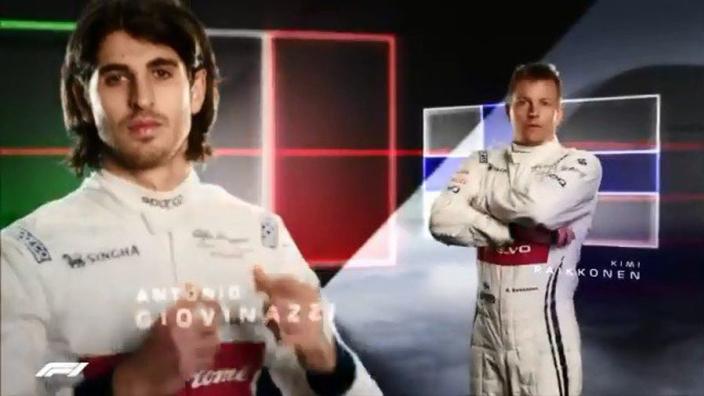 VIDEO: F1's 2019 intro video