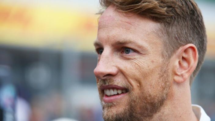 """Button over oude teamgenoten: """"Perez verbaasde mij het meest"""""""