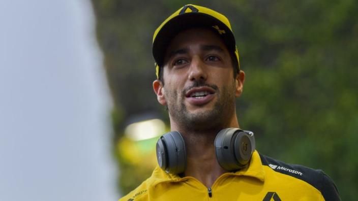 Ricciardo nog boos over straf: ''Ze hebben mijn hele weekend verpest''