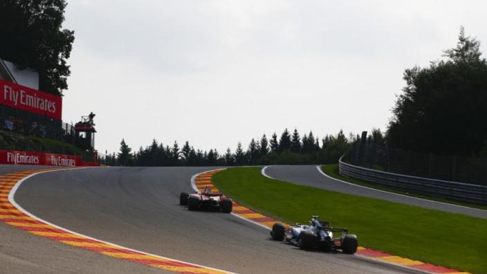 Grand Prix van België: de voorlopige weerverwachting