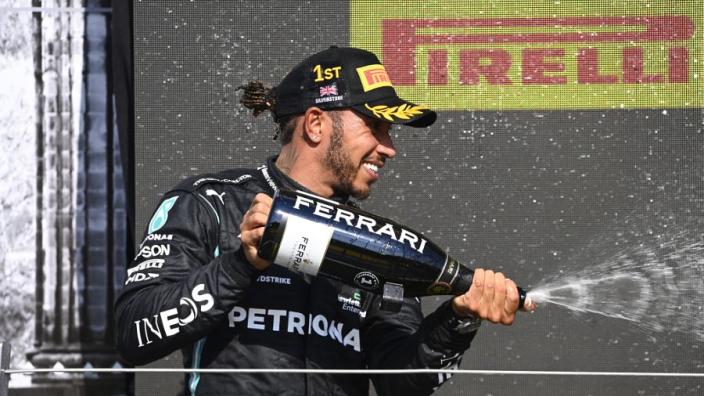 Oud-coureur: 'Goed dat Hamilton in Silverstone zei: 'Ik ben geen lafaard''