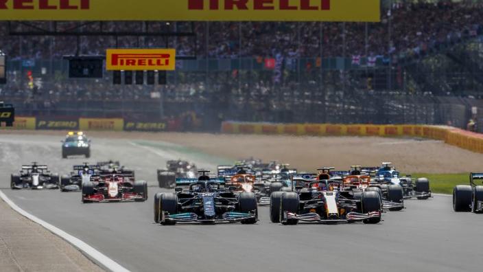 Wolff over rivaliteit Verstappen en Hamilton: 'Veel intensiever geworden sinds Silverstone'