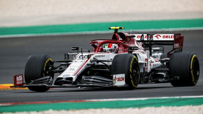 """Giovinazzi concedes he has """"a lot of things to improve"""""""