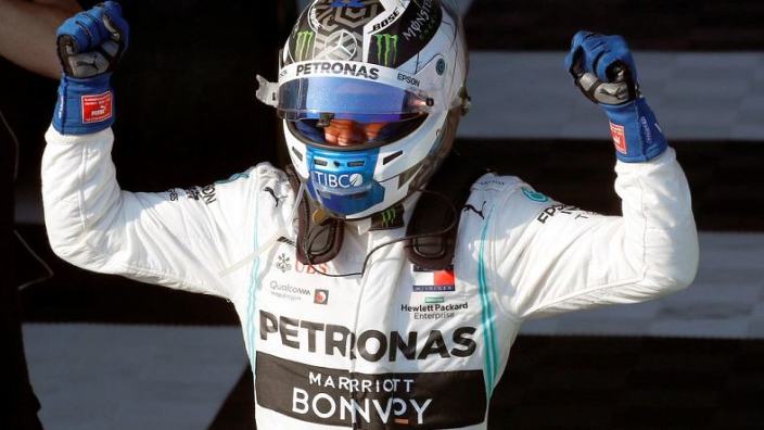 Bottas hails 'best ever race' in Australia
