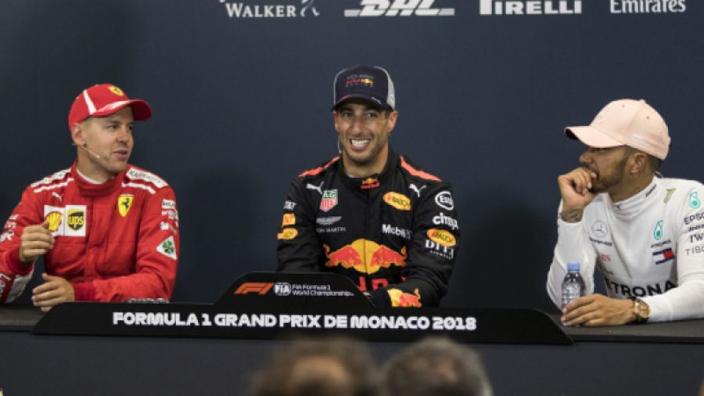 Ricciardo makes title prediction