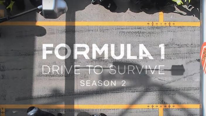 VIDEO: Nieuwe trailer voor Drive to Survive 2
