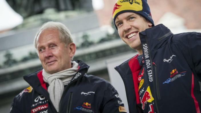 "Helmut Marko: ""Ben onthutst over de fouten van Vettel"""