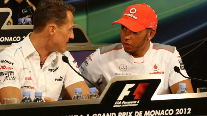 Mercedes technical director compares Hamilton to Schumacher