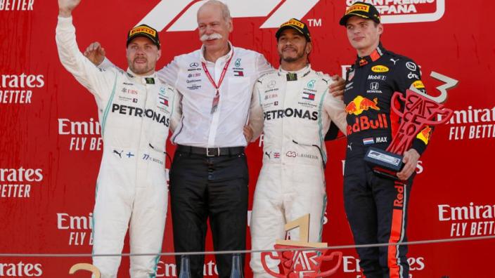 Palmer: 'Max Verstappen steekt boven de rest van het veld uit dit jaar'