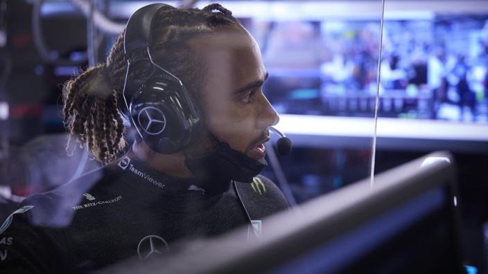 Mercedes ziet toptiming van Hamilton: 'Hierin is hij beter dan alle anderen'