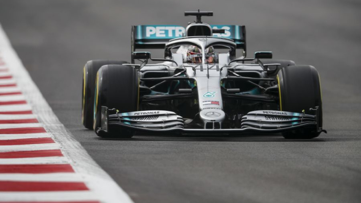 Hamilton predicts four-stop Mexican GP