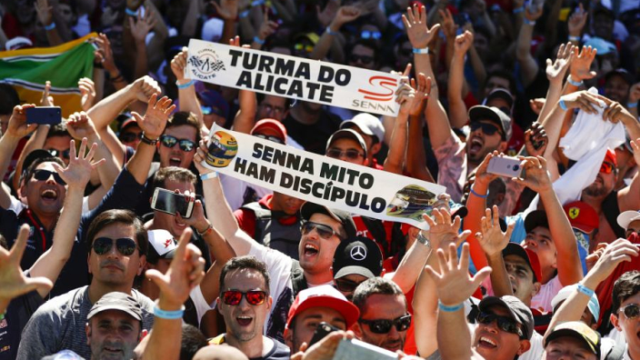 Formule 1 organiseert festival Sao Paulo ter ere van Ayrton Senna