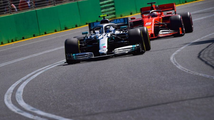 VIDEO: Australian GP Qualifying Highlights