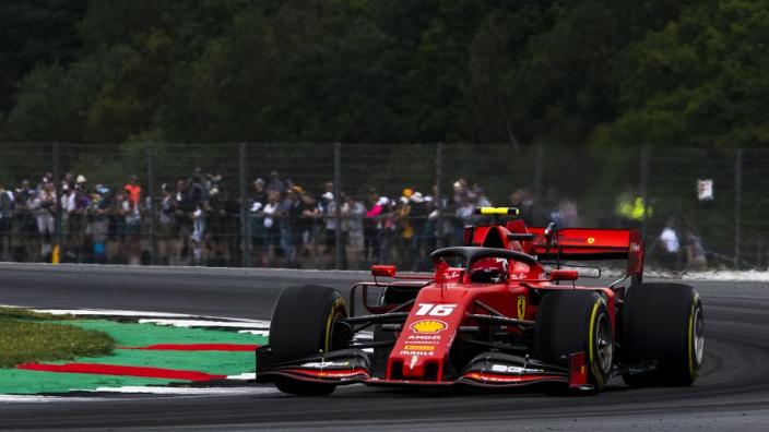Leclerc, en confiance : 'Tout peut arriver demain !'