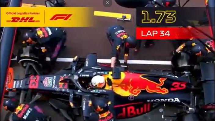 VIDEO: Red Bull Racing klokt ook in Monaco snelste pitstop