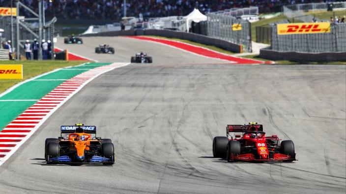 McLaren reveal