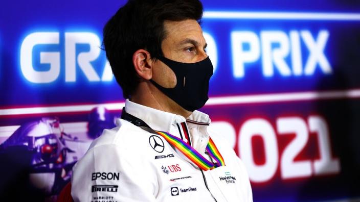 Red Bull 'hysteria' triggered social media backlash against Hamilton - Wolff