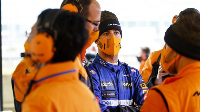 Ricciardo reveals 'method to McLaren's madness' during winter preparations
